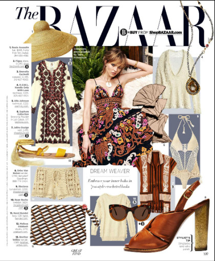 Microsoft Word - Harper's Bazaar May 2015 Issue.docx