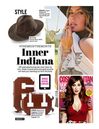 Cosmopolitan June